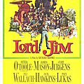 Lord jim. richard brooks. 1964.