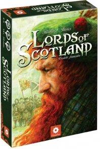 Boutique jeux de société - Pontivy - morbihan - ludis factory - Lords of Scotland