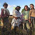 Madagascar children