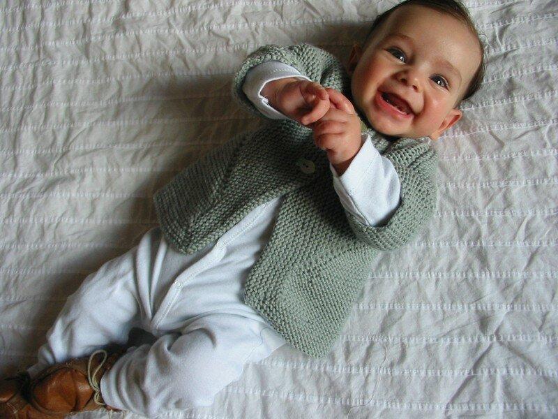 baby surprise jacketportée!