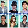 <b>TEEN</b> CHOICE AWARDS 2011