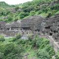 <b>Ajantâ</b> caves