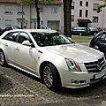 Cadillac CTS 4 break (9ème Classic Gala de Schwetzingen 2011) 01