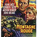Montagne rouge (Red Mountain) 1951