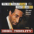Max Roach 4 - 1957-58 - Plays Charlie Parker (Mercury)
