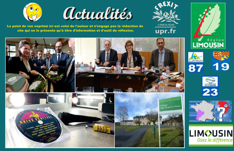 ACT LIMOUSIN SEMAINE 4