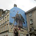 <b>Art</b> dans la rue à Boulogne sur mer