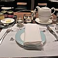 Un <b>Afternoon</b> tea chez FORTNUM & MASON