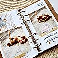 Planner ou Traveler Notebook (suite 2) !