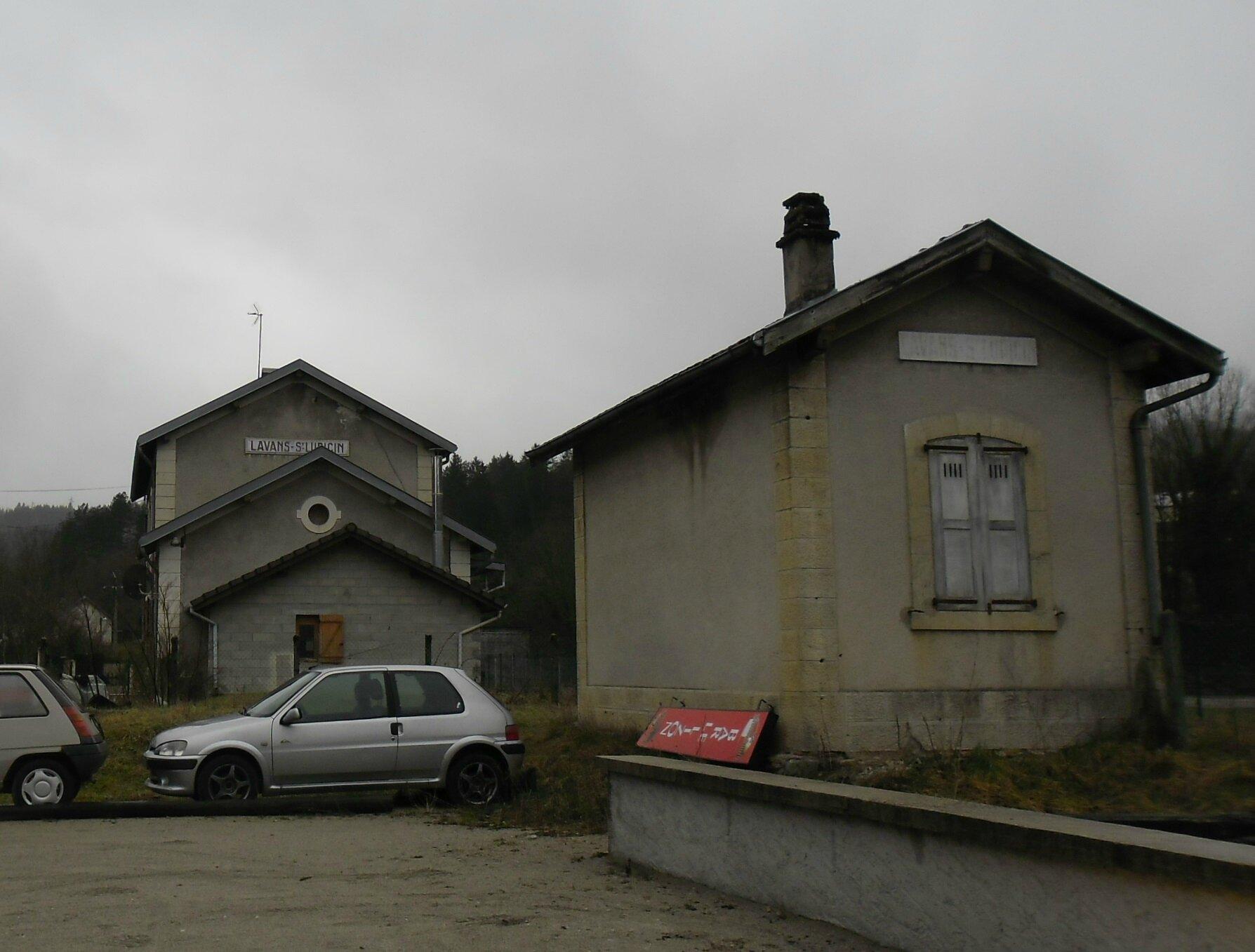 Lavans - Saint-Lupicin (Jura)