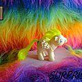 (068) G1 Bébés perlés / Baby Pearlized Ponies