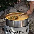 Soiree soupe de poissons-grillades