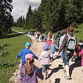 Voyage scolaire 2013 au gardot (21/06/2013)