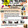 Trail du telethon 88