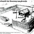 sanctuaire de Gournay
