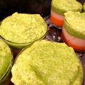 cuisine <b>vapeur</b> suite : agneau à la <b>vapeur</b> de menthe et poivrons farcis au couscous aux herbes