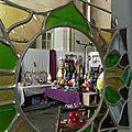 Hiver 12-13: Workshop, péristyle de la mairie deTours