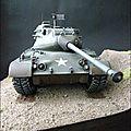 La panne - M47 Patton 1951 PICT7541