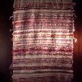 Tissage de dentelles et fils de laine