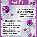Notre <b>concert</b> de Noël