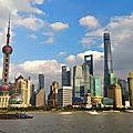 carnet de voyage - Shanghai