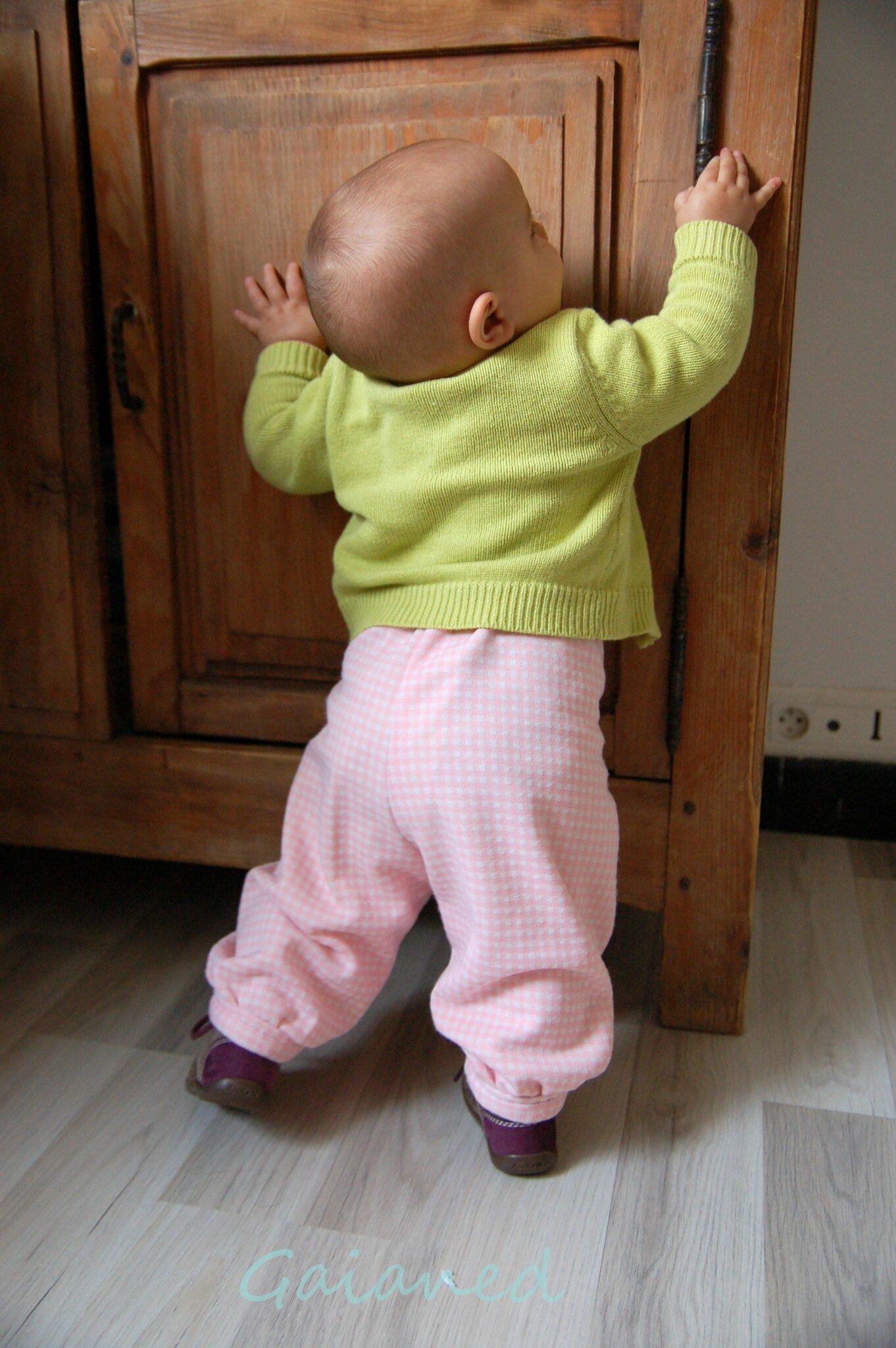 Pantalon de Mes petits habits