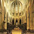 Cathédrale St André, le choeur