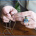 Un bijou pour tricot
