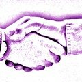 mains violet