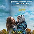 [critique ] ( 8/10 ) room par matthieu eb.
