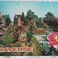 Saverne - roseraie datée 1992