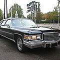 <b>CADILLAC</b> Fleetwood Series 75 4door Sedan 1976