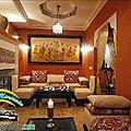 Antiquité <b>marocaine</b> pour une décoration du <b>salon</b> <b>2017</b>