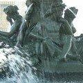 Une partie de la Fontaine de Tourny