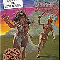 Aztec Challenge sur Commodore 64