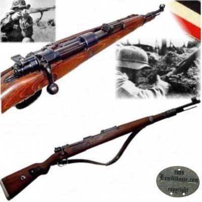 Mauser 98k armée Allemande modèle 1937