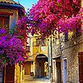 Rue pittoresque