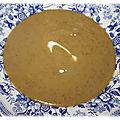 Soupe aux choux de bruxelles (thermomix)