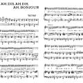 Ah, dis, Ah, dis, Ah, dis, Ah, Bonjour - <b>Charles</b> Trenet (Partition - Sheet Music)