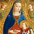 <b>The</b> Prado acquires <b>The</b> Virgin of <b>the</b> Pomegranate by Fra Angelico from <b>the</b> Alba ducal collection