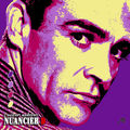 Nuancier pop'art D, Sean Connery