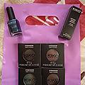 Inventaire de mes produits kiko