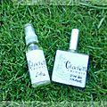 Parfums Litha et Vive les <b>vacances</b>
