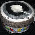 Nouveau fil à tricoter tout doux <b>Flashy</b> Colors