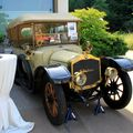 De Dion Bouton type DX touring de 1913 (34ème Internationales Oldtimer meeting de Baden-Baden) 01