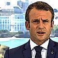 L'ardeur <b>diplomatique</b> d'Emmanuel Macron