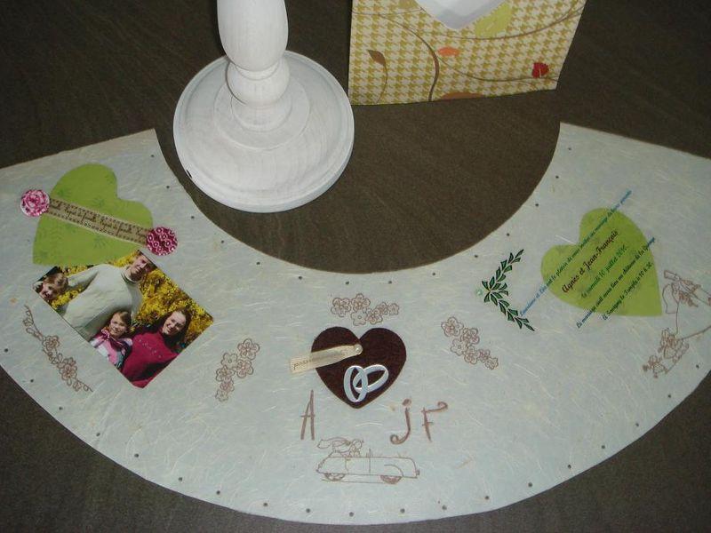 Lampe en Cadeau de Mariage