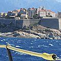 Eté 2015; entre Corse et continent...