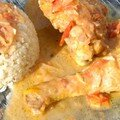 Poulet coco (recette de l'île de la rénion)