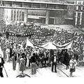 1979: le mai des assurances.1982 la grève de la société générale.